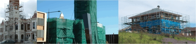 Recent examples of our Special Purpose Scaffolding Solutions